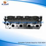 Volledige Cilinderkop voor Nissan Yd25 Nieuwe 908510 11040-Eb300