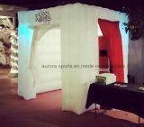 党のためにInflatables Cabinesの写真ブースの膨脹可能な小屋の立方体を広告すること