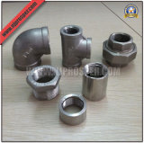 Mss Sp-114 Threaded Stainless Steel Pipe y Fitting (YZF-P71)