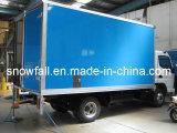 Camion Body/Box de cargaison sèche de nid d'abeilles de fibre de verre