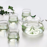 Cristalería del AA/aplicación/utensilios de cocina de cristal /Pot/Teaset