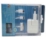 3 in 1 Kostuum van de Kabel USB en van de Lader voor iPhone