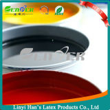 Peinture en acrylique colorée à l'acrylique multicolore personnalisée