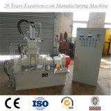 Laboratorio de caucho y plástico dispersión del mezclador