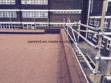 Membrane imperméable à l'eau de bitume extérieur de sable pour le système de toiture de construction
