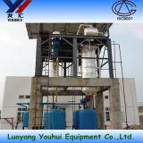 Двойной ровный используемый нефтеперегонный завод для используемый рециркулировать масла двигателя (YHE-25)