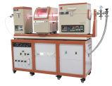 PE-CVD (Plasma erhöhte chemischer Dampf-Absetzung) doppelter Gefäß-Ofen