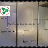 最もよい品質3-19mmは酸によってエッチングされたドアガラスのパネルを和らげた