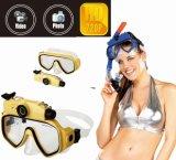 ダイビングマスクのカメラのスキューバ水中水泳HDのビデオレコード