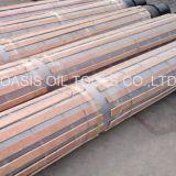 Filtro para pozos inoxidable de la base del tubo de acero de la fabricación para el control de la arena