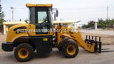 1.0ton 4 Cylinders Engine Zl10f Wheel Loader