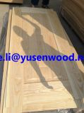 Peau normale de porte du placage MDF/HDF de cendre