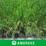 Трава ковра плавательного бассеина полиэтилена искусственная