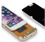 Carregador móvel sem fio para o iPhone 6 e o banco alternativo da potência 6s