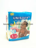 Bebê Diapers com Different Sizes