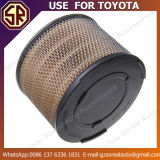 Воздушный фильтр 17801-0c010 фильтра высокого качества автоматический для Тойота