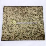 多彩で装飾的なミラーガラス/中国旧式なミラー、3mm 4mmの5mm 6mmミラー