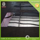 Espejo inoxidable primero de la hoja de acero de la calidad ASTM para el revestimiento de la pared exterior