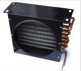 Type condensateur refroidi par air d'aileron