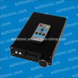 Усилитель волокна USB усилителя канала Sta326 OLED 2.0 коаксиальный