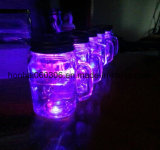 メーソンジャーの蝋燭ホールダー