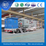 Sous-station de mobile de la boîte de vitesses 33kV/35kV d'alimentation de secours
