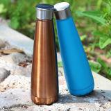 bottiglia di vuoto della bottiglia di corsa della bottiglia di acqua dell'acciaio inossidabile 400ml