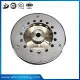 OEM Metal Hierro colada de fundición volante bimasa del ventilador de metal fija del engranaje de piñón engranajes del volante