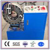 Máquina que prensa del manguito hidráulico del tubo de la dobladora del tubo