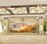 Fleuve jaune de décoration de Hotel&Home dans la peinture à l'huile d'horizontal de la Chine, peinture d'art