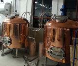 micro strumentazione della fabbrica di birra del rivestimento di rame 1000L da vendere