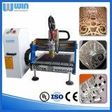 Двойной шпиндель охлаждения на воздухе Инструмент-Изменяя машину Woodworking CNC для сбывания