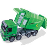 Самое лучшее Sold Novelty Toy Friction Garbage Truck с Trash Can