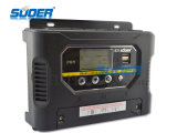 Suoer controlador de carga 12V 60A Solar Controlador de Carga PWM Solar inteligente com alta qualidade (ST-W1260)