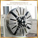 China la mayoría de la máquina horizontal popular Cw61160 del torno de Matel de la luz económica