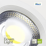 2014 nuovo disegno 10With15With20With30W LED astuto Downlight