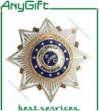 Pin doux Badge d'Enamel Metal avec Customized Shape et Logo