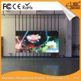 Visualización de LED a todo color del precio bajo de P4 Indoorsuper con buena calidad