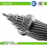 Câble duplex A.W.G. de # câble d'alimentation 6 ACSR de «berger»