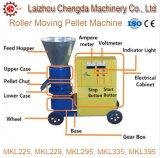 Máquina de madera de la granulación