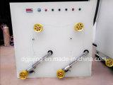 Cabo dobro vertical da bobina que torce a máquina da fabricação de cabos da máquina