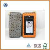 Soem-Qualitäts-Leder-Dame Wallet (SDB-1170)