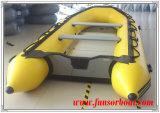 barca gonfiabile di volta di 3.6m con il pavimento di alluminio