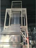 3 capas de película soplada por extrusión y soplado máquina de moldeo de plástico Tipo