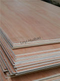5.2mm Okoume Plywood Combined Core E1 Glue BB/CC Grade