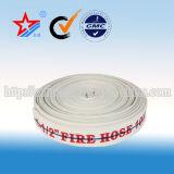 PVC綿のキャンバスの消火活動のホースの50mmの老化の抵抗