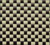 ткань волокна углерода 12k 100G/M2 для затворов
