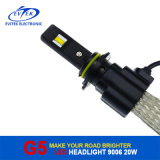 2016 High Quality Wholesale 8 ~ 32V Auto / Truck / Motorcycles Phare LED 12 Mois Garantie Expédition rapide