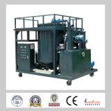 Máquina profesional de la regeneración del petróleo del sistema de la purificación del aceite de motor para el aceite de motor usado negro (ZLE)