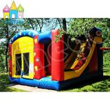 2016 Cheap Price Commercial Inflatable Bouncy Castle com Slide